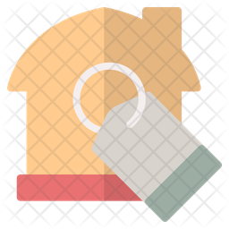 Real Estate Rate Icon