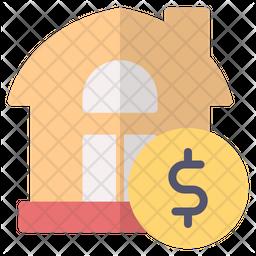 Real Estate Rent Icon