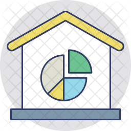 Real Estate Statistics Icon