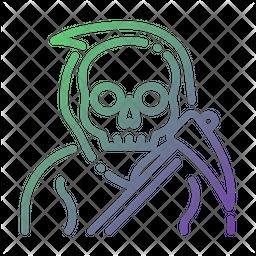 Reaper Gradient Icon