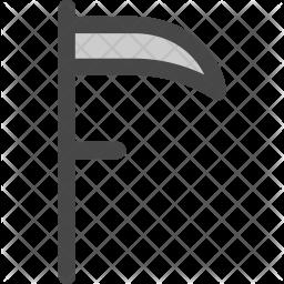 Reaper Colored Outline Icon