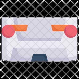 Rear Bumper Icon