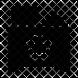 Reception Glyph Icon