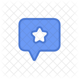 Recommendations Colored Outline Icon