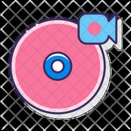 Record Label Icon
