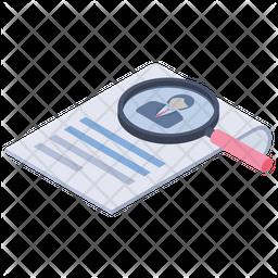 Recruitment Isometric Icon