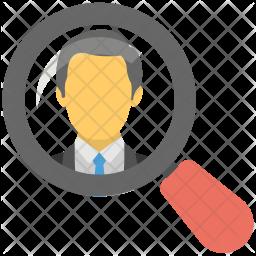 Recruitment Flat Icon
