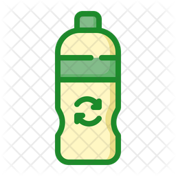 Recycling Bottle Icon
