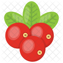 Red Berries Icon