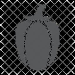 Red Paprika Icon
