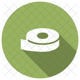 Reel Glyph Icon