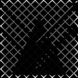 Reflaction Glyph Icon