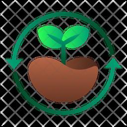Reforestation Icon