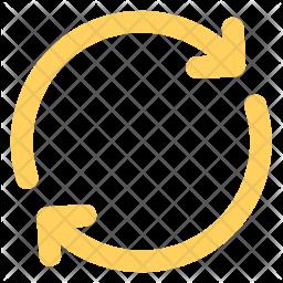 Refresh Logo Icon