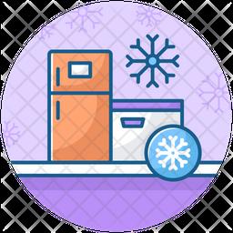Refrigerators Icon