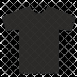 Regular, Man, Tshirt Icon