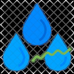 Relative Humidity Icon