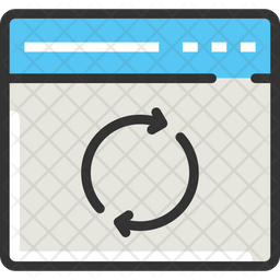 Reload Webpage Icon