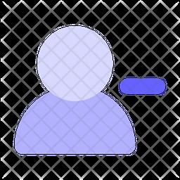 Remove-account Icon