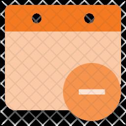 Remove event Icon