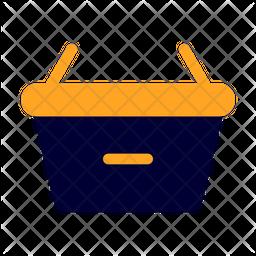 Remove From Basket Dualtone Icon