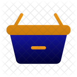 Remove From Basket Gradient Icon