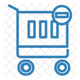 Remove From Cart Line Icon