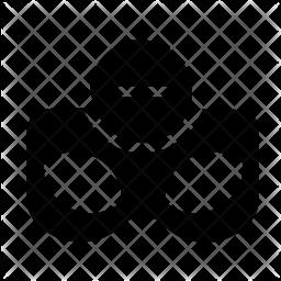 Remove privacy Icon