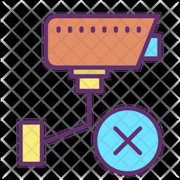 Remove Surveillance Icon