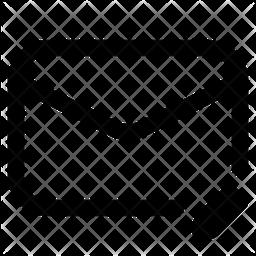 Rename Line Icon