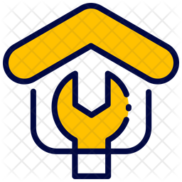 Renovation Colored Outline Icon