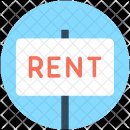 Rent Flat Icon