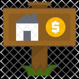 Rental house Icon