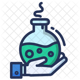 Research Colored Outline Icon