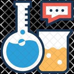Research laboratory Icon