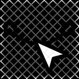 Reshape tool Icon