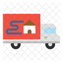 Residential relocation service Icon