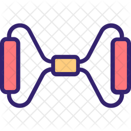 Resistance Band Icon