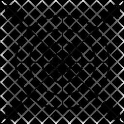 Resize grid Icon