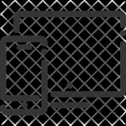 Responsive Line Icon