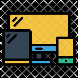 Responsive Device Icon