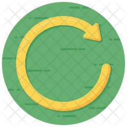 restart icon of flat style available in svg png eps ai icon fonts restart icon