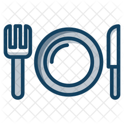 Restaurant Icon Of Colored Outline Style Available In Svg Png Eps Ai Icon Fonts