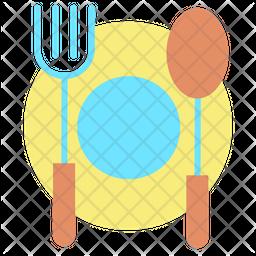 Restaurant Flat Icon