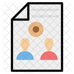 Resume Icon png
