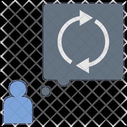 Rethink Icon
