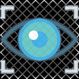 Retina Scanner Icon