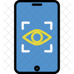 Retinal Security Icon