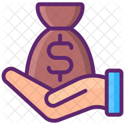 Return Of Investment Colored Outline Icon