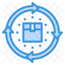 Returns Delivery Icon